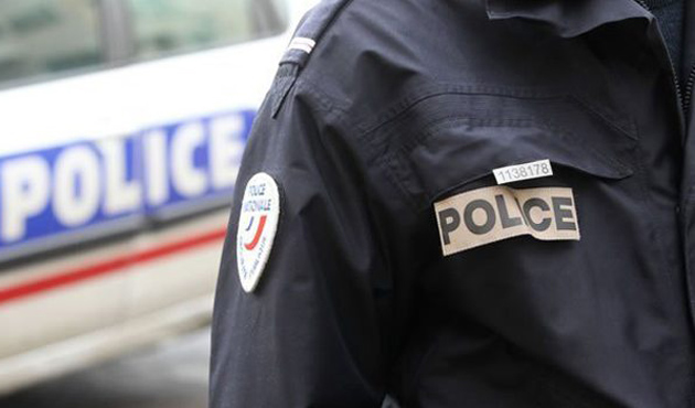 French police question 8 yr old charge on 'terrorist' query