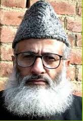 Father of Kashmir insurgency is now for dialogue