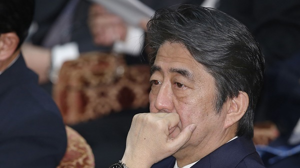Japanese PM thanks Jordan for trying to release hostage