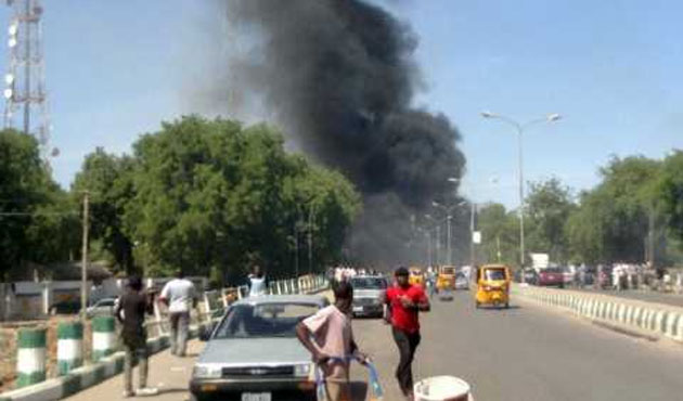 Deadly car bomb explodes in Nigeria