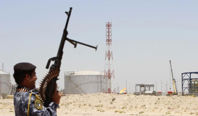 Erbil warns Baghdad it may sell oil 'on its own'