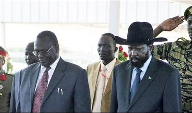 U.S. prepares draft threatening UN sanctions on South Sudan