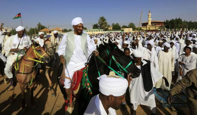 Sudanese opposition calls for nationwide boycott of April polls