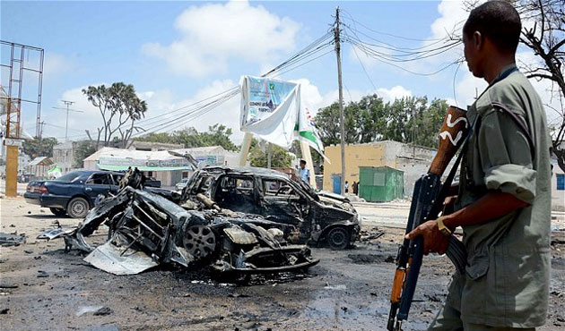 U.S. strike kills senior Shabaab leader in Somalia