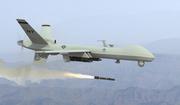 US drone kills Taliban 'shadow governor' in Afghanistan