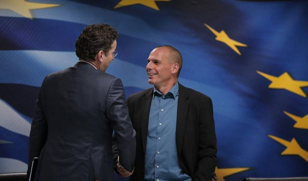 Eager for deal, but will not be 'blackmailed':Greece