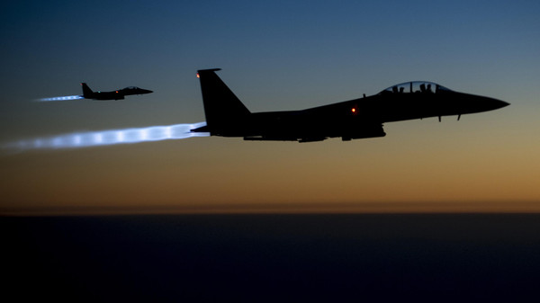 U.S., partners conduct air strikes, ground operation planned against ISIL