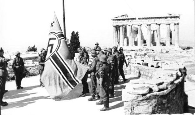 Greece begins campaign for German WWII reparations