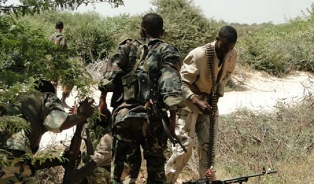 10 killed in clashes between Somali army and al-Shabaab