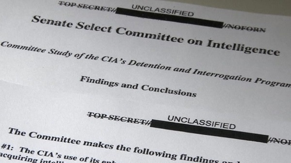 US torture report is it censored or not?