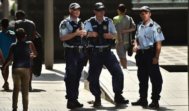 Australian police charge two Sydney men over terror offences
