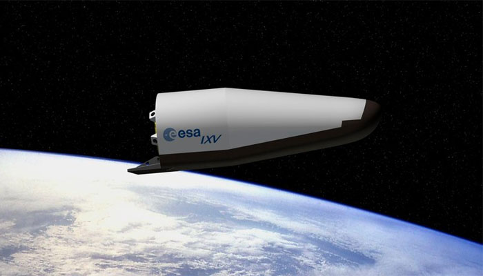 Europe tests spaceplane in push for reusable space tech