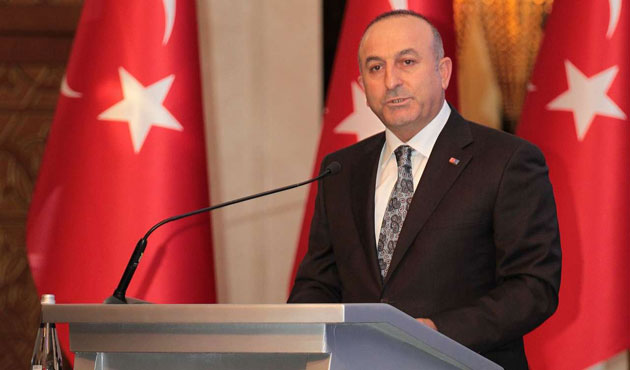 US support to YPG imperils Turkey's security: Cavusoglu