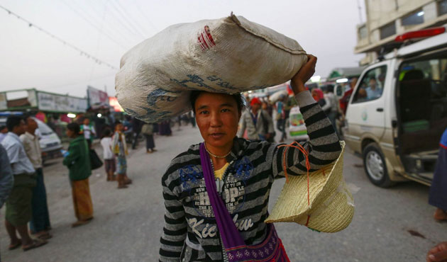 Myanmar workers sue Thai food titan for labour abuse