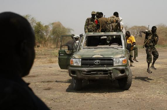 U.N. reports rape, killings in S.Sudan