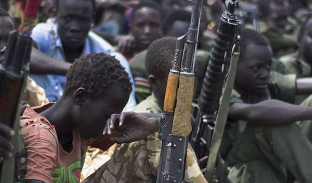 Gunmen abduct 89 boys in war-torn South Sudan