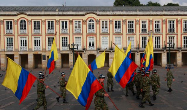 U.S. names special envoy to Colombian peace process