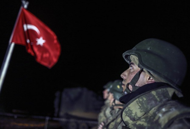Turkey: Mission in Syria meant to counter possible attack