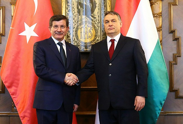 Hungary wants Russian gas to flow through Turkey