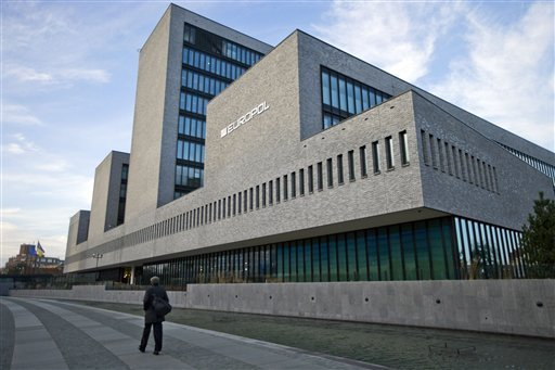 Hackers controlling millions of PCs targeted in Europol sweep