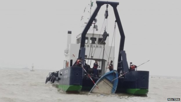Up to 15 missing after boat capsizes off Macau