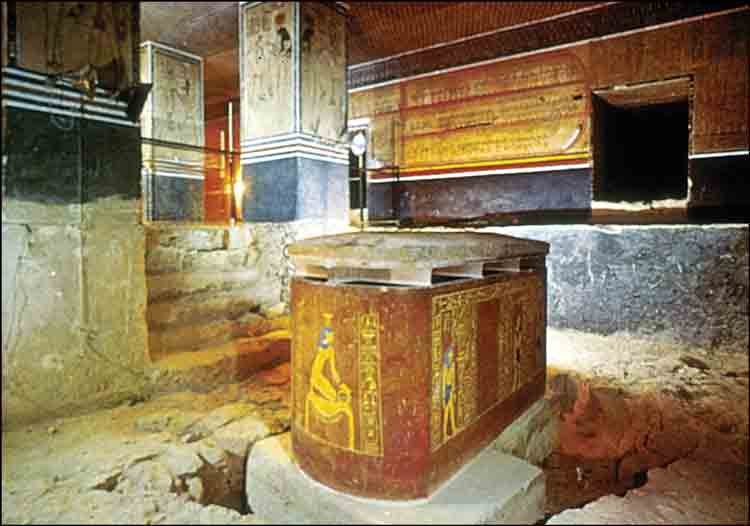 Ancient Egyptian house unearthed in Egypt