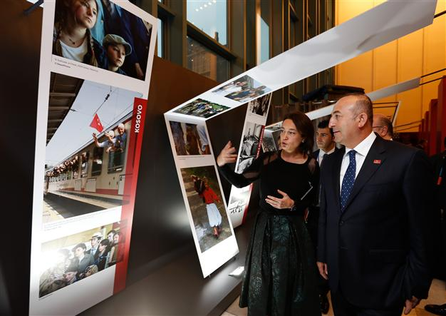Turkey brings refugee story to UN office