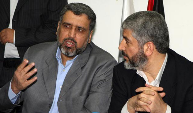 Palestinian movement in talks with Egypt re Gaza