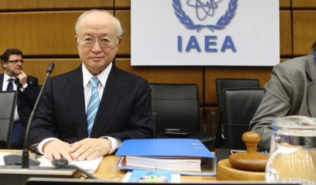 U.N. nuclear watchdog to discuss Iran nuclear programme