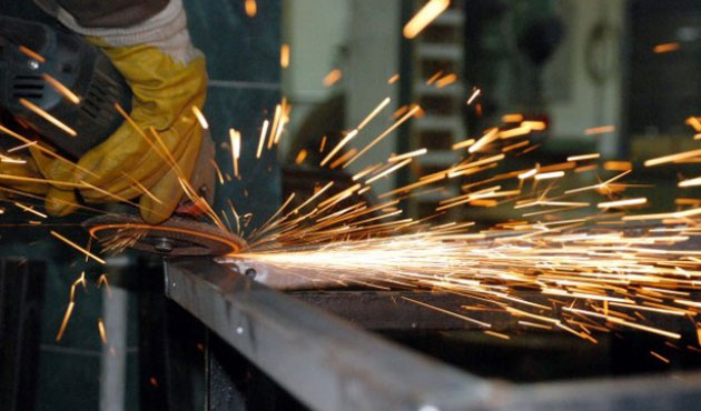 Industrial production rises nearly 10-pct in Q1
