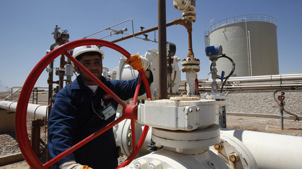 Iraq meeting oil requirements