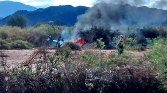 French sports stars dead in Argentina helicopter crash