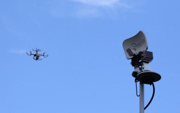 Exelis to offer drone-tracking system