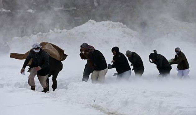 Turkey first country to aid Afghan's avalanche victims