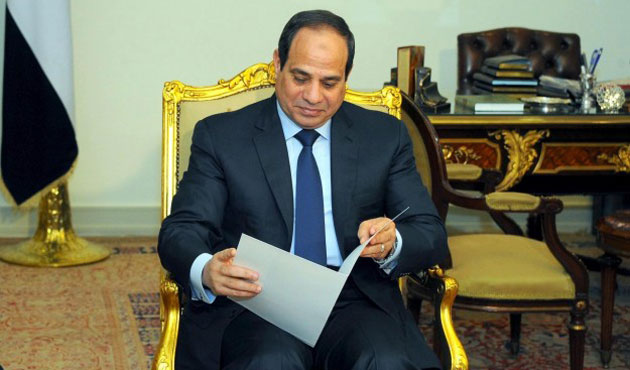 Egypt's Sisi orders review of Nile dam deal with Ethiopia