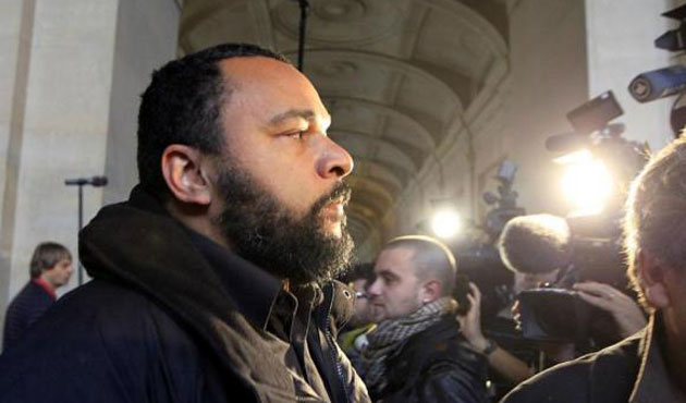 French comedian sentenced over Hebdo comments