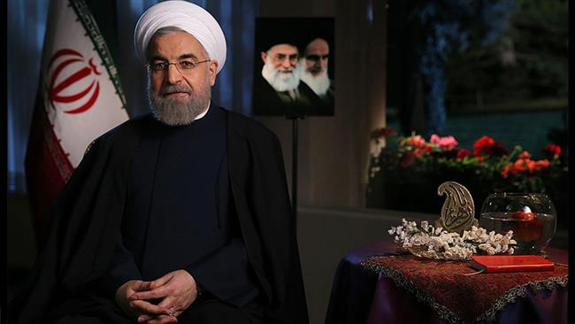 Iran's Rouhani says nuclear issues can all be resolved