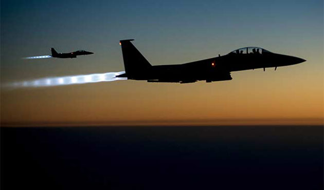 US, allies conduct air strikes against ISIL
