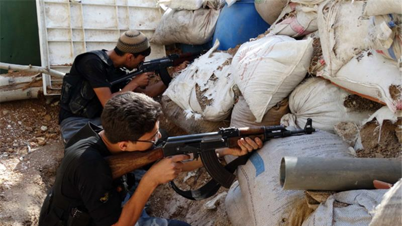 Syria: Regime attack on mosque leaves 15 dead