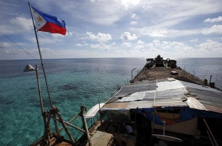 Philippines not backing down over China Sea