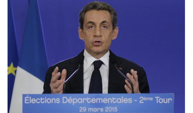 Sarkozy wins French local elections