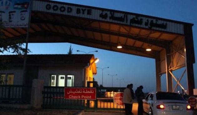 Syrian opposition claims control of Jordan border gate