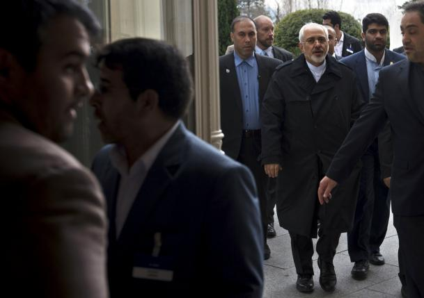 Iran agree to 'framework' nuclear deal