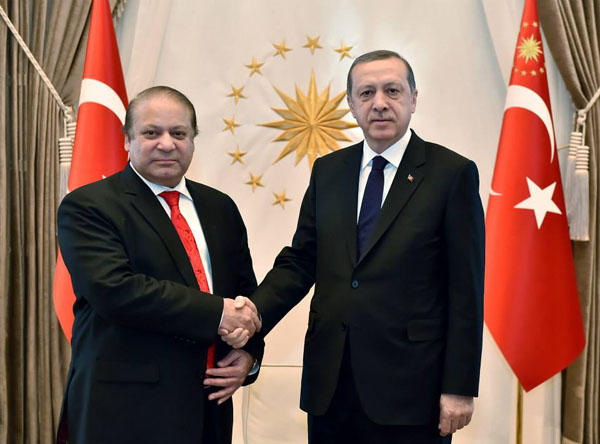 Turkey-Pakistan reaffirm support for Saudi Arabia