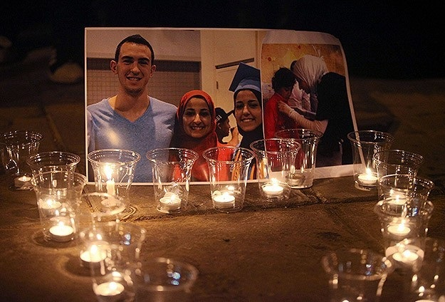 Suspect in killing of Muslim students to face death penalty
