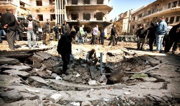 ISIL repelled from parts of Yarmouk