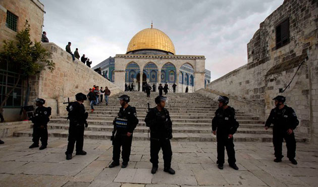 1064 Jewish settlers stormed Al-Aqsa complex in March