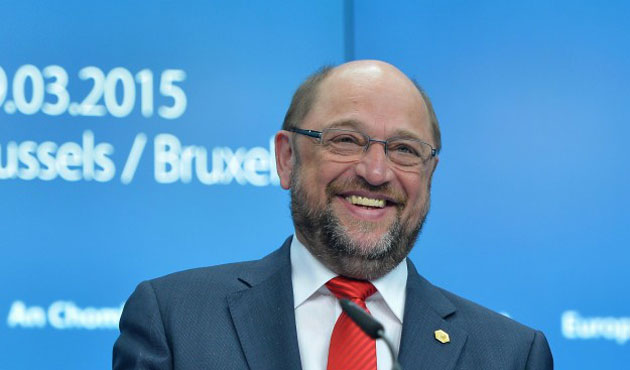 Schulz confident 'EU to reach refugee deal with Turkey'