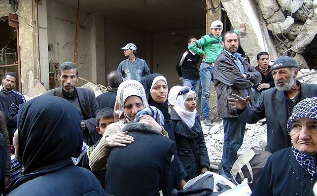 ISIL withdraws from Yarmouk camp, Nusra remains