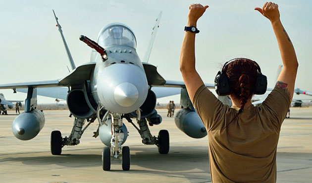 Canada conducts first airstrike against ISIL